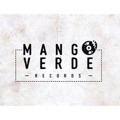 logotipo para Mango Verde Records