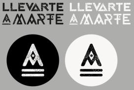 Logo para Banda Llevarte a marte 2016